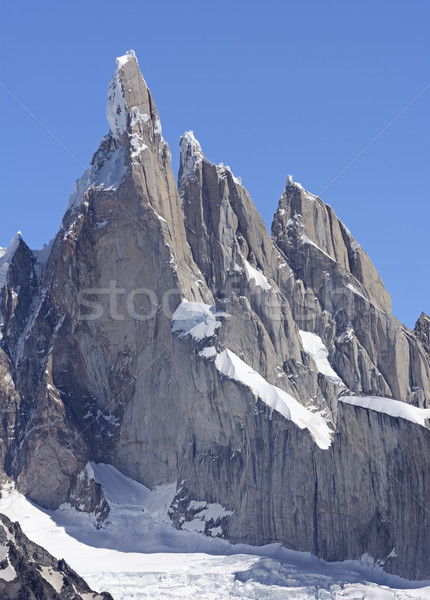 Pinnacles in the Andes Stock photo © wildnerdpix