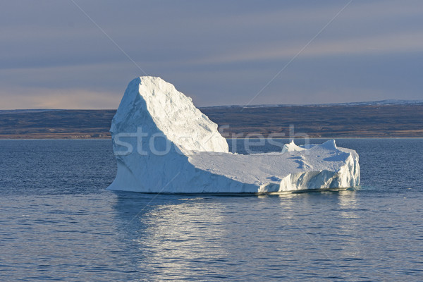 Distinctive Iceberg off a Remote Coast Stock photo © wildnerdpix