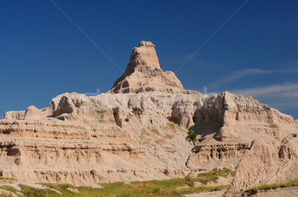 Rocks in the sky Stock photo © wildnerdpix