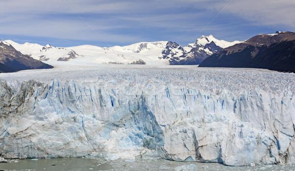 ледник источник воды гор озеро Сток-фото © wildnerdpix