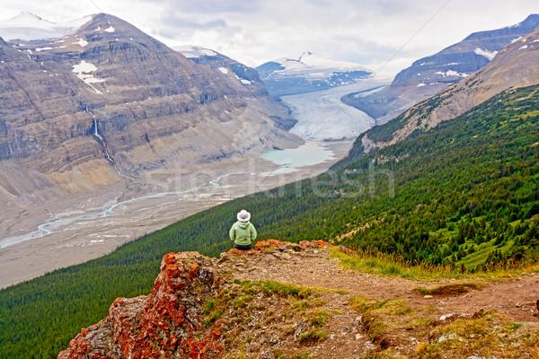Enjoying the Beauty of Nature Stock photo © wildnerdpix