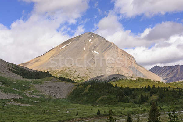 Isolated Peak in the Mountains Stock photo © wildnerdpix