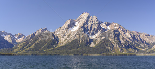 Spectacular Peak on a Clear Day Stock photo © wildnerdpix