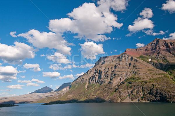 Summer Skies in the Mountains Stock photo © wildnerdpix
