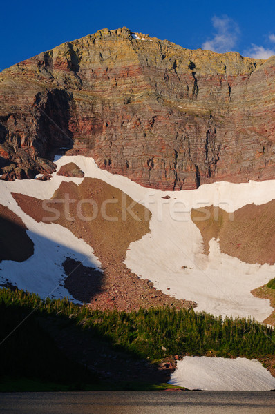 Jagged Cliffs in the Mountain West Stock photo © wildnerdpix