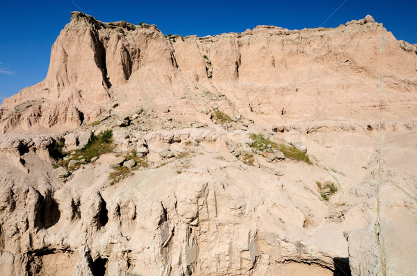 Badlands Escarpment Stock photo © wildnerdpix