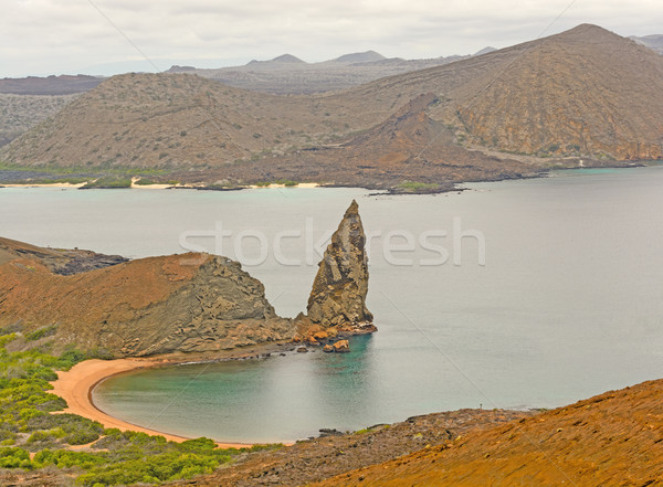 Volcanic Remnant on a Volcanic Island Stock photo © wildnerdpix