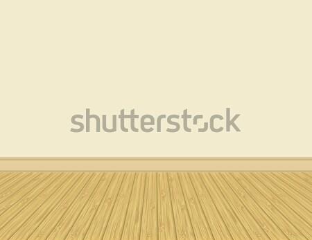 пустой комнате Сток-фото © wingedcats