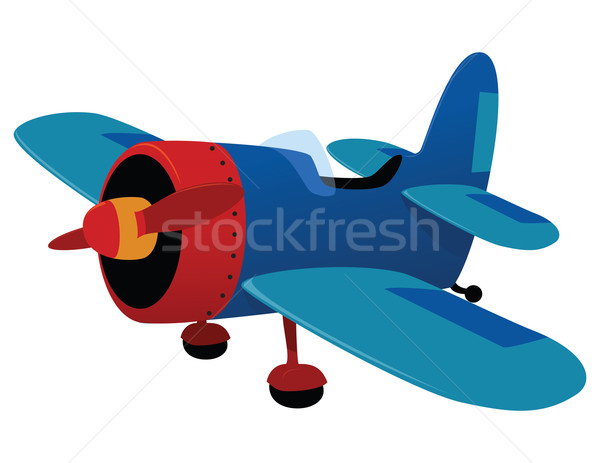Aeroplane Stock photo © wingedcats