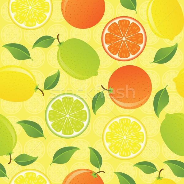 цитрусовые лимоны апельсинов прибыль на акцию глобальный Сток-фото © wingedcats