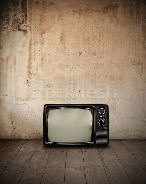 television in room Stock photo © winnond