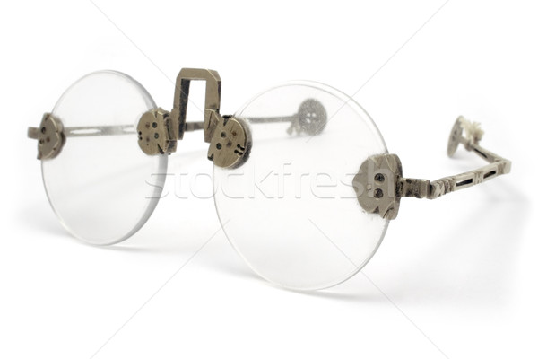 Ancient Eyeglasses Stock photo © winterling