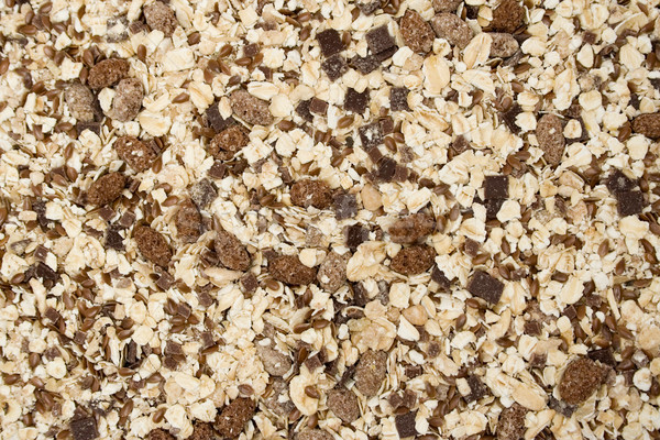 Granola Texture Stock photo © winterling
