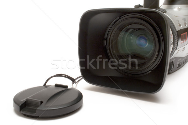 Digital Camera Detail Stock photo © winterling