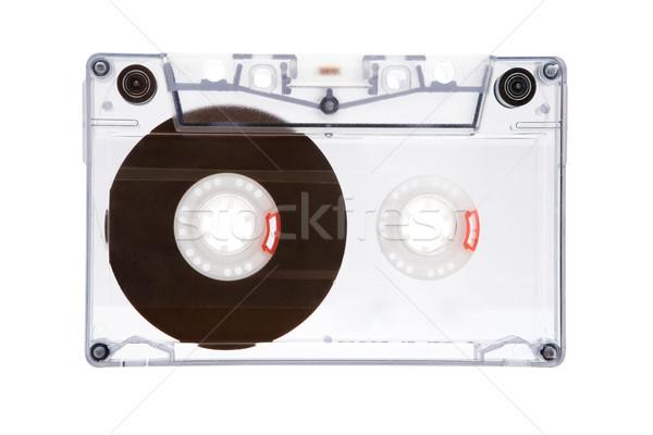 Translucent Audio Tape Stock photo © winterling