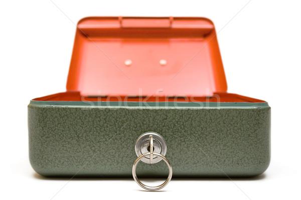 Cash Box Stock photo © winterling