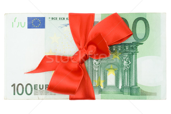 Banknotes with Ribbon Stock photo © winterling