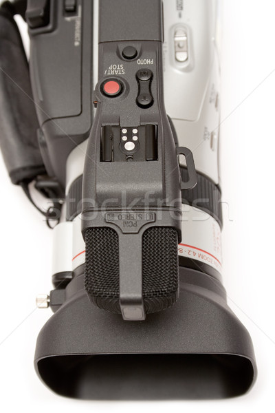 Video Camera Stock photo © winterling