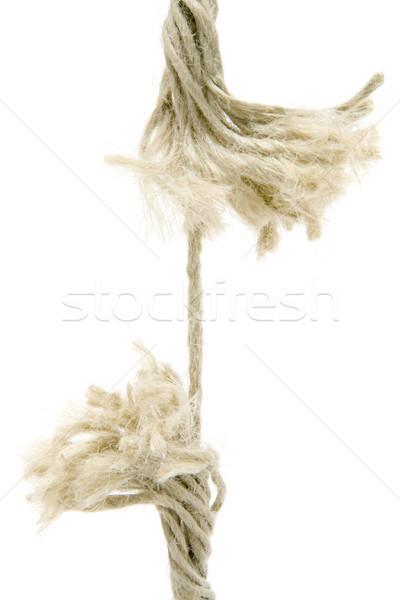 Breaking Rope Stock photo © winterling