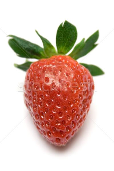 Ripened Strawberry Stock photo © winterling