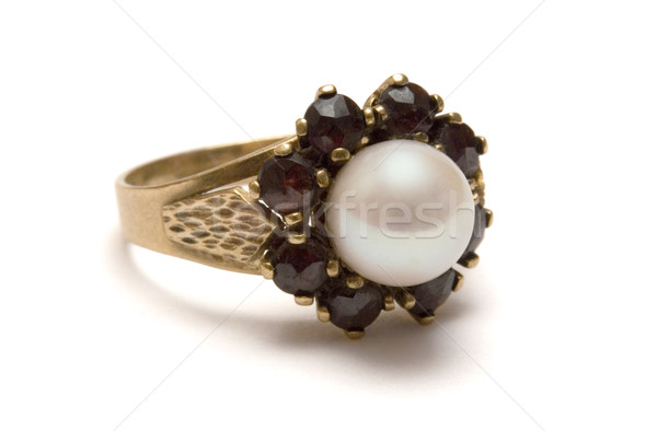 Pearl Ring Stock photo © winterling