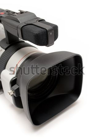 Digital Camcorder Detail Stock photo © winterling