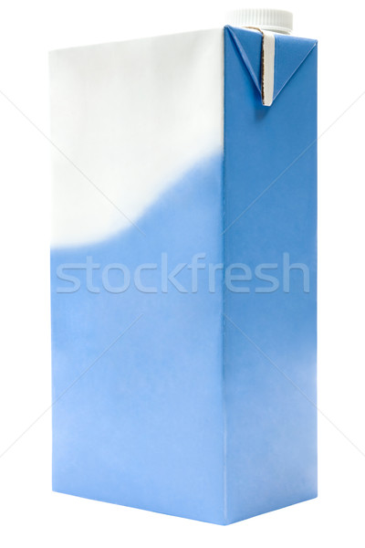Milk Carton Stock photo © winterling