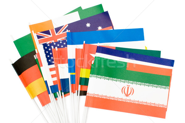 Flags Stock photo © winterling