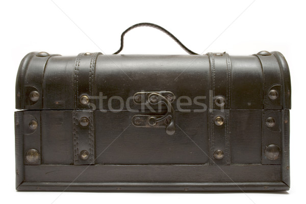 Old-Fashioned Chest Stock photo © winterling