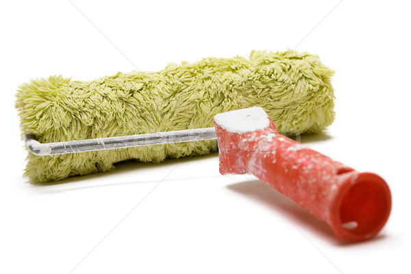 Paint Roller Stock photo © winterling