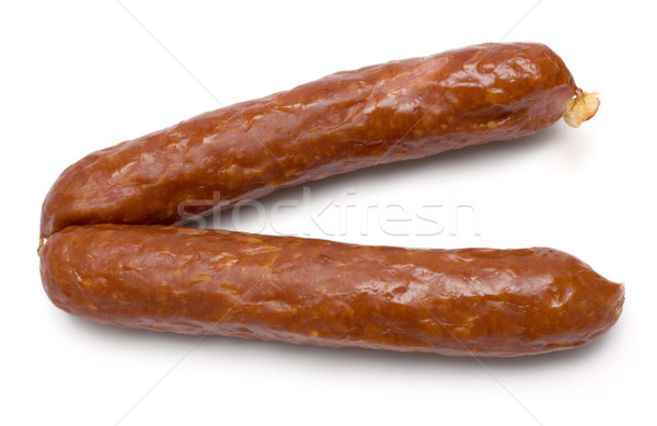 Small Sausages Stock photo © winterling
