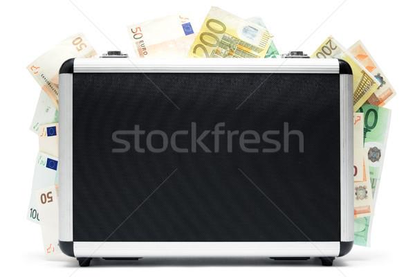 Money Baggage Stock photo © winterling
