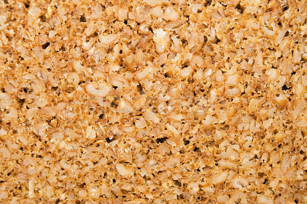 Wholemeal Bread Texture Stock photo © winterling