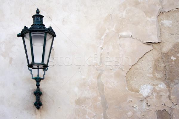 Classic Lantern Stock photo © winterling