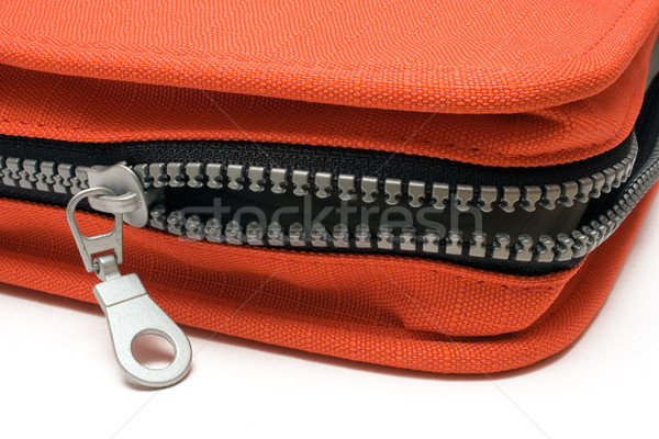 Unzipped Bag Stock photo © winterling