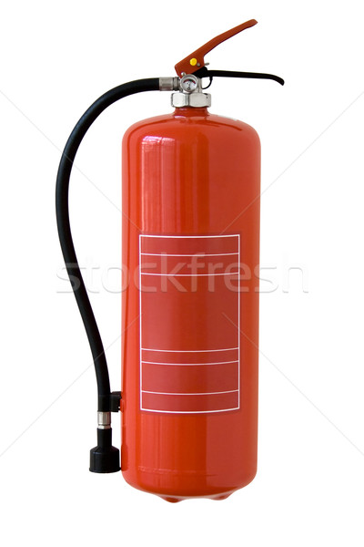Fire Extinguisher Stock photo © winterling