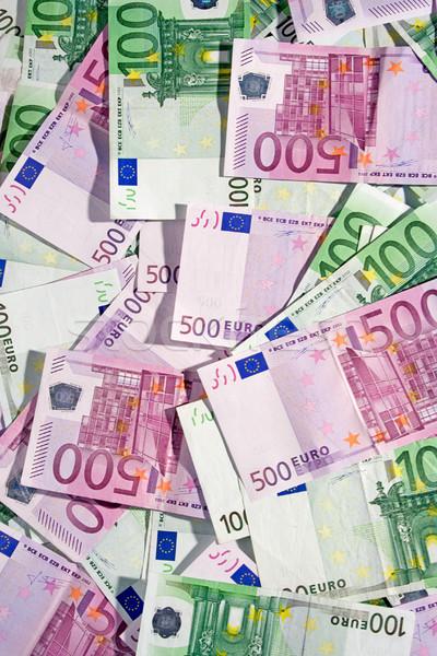 Euro soldi sfondo successo Foto d'archivio © winterling
