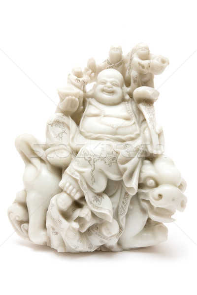 Jade Buddha Stock photo © winterling