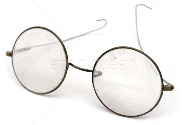 Grungy Eyeglasses Stock photo © winterling