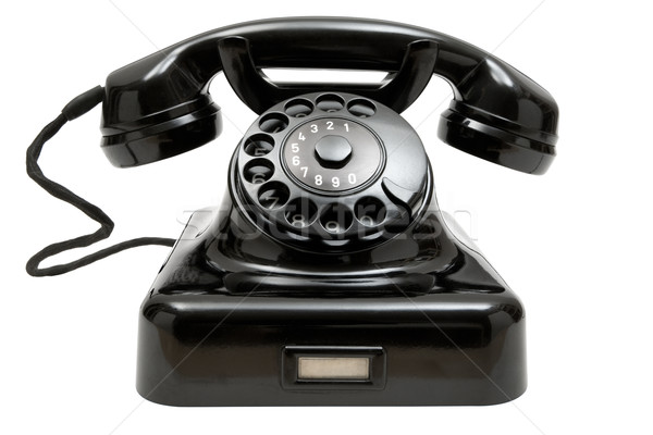 Old Phone Stock photo © winterling