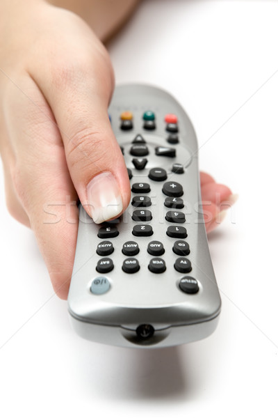 TV Remote Control Stock photo © winterling