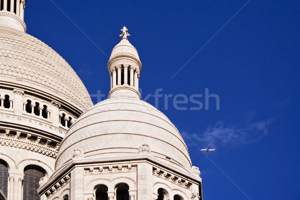Sacre Coeur Cathedral Stock photo © winterling