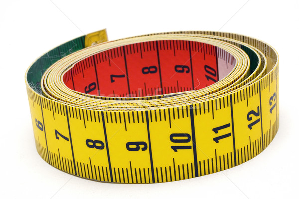 Rolled Tape Measure Stock photo © winterling