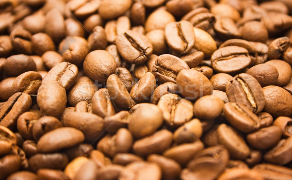 Coffee Beans Background Stock photo © winterling