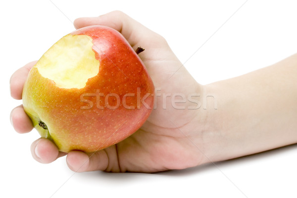 Eating an Apple Stock photo © winterling