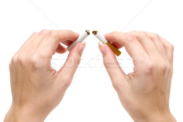 Quit Smoking Stock photo © winterling