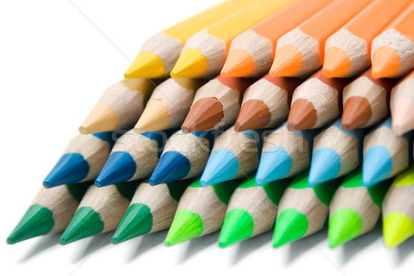 Crayons Stock photo © winterling