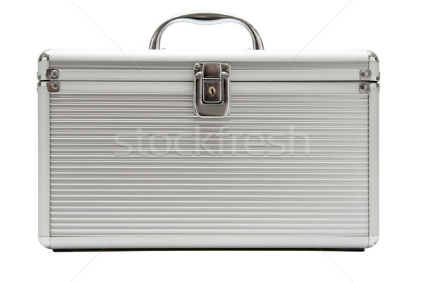 Solid Metal Case Stock photo © winterling