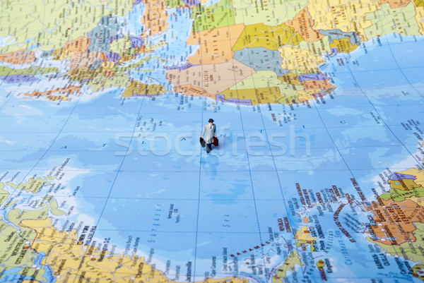 world travel Stock photo © wisiel