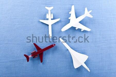 Airplane Stock photo © wisiel